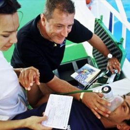 Emergency First Response Instructor Utila Honduras