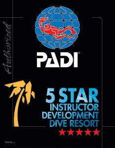 PADI 5* Instructor Development Dive Resort